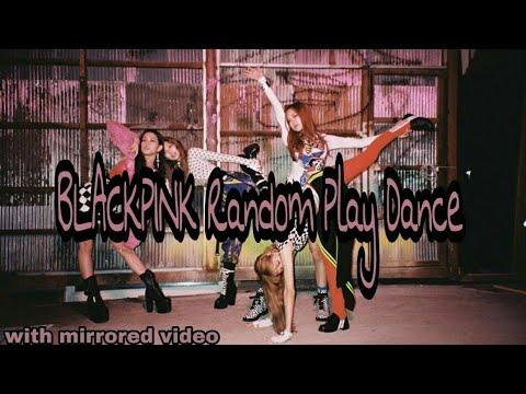 BLACKPINK Random Play Dance ( Short Ver. Square Up )