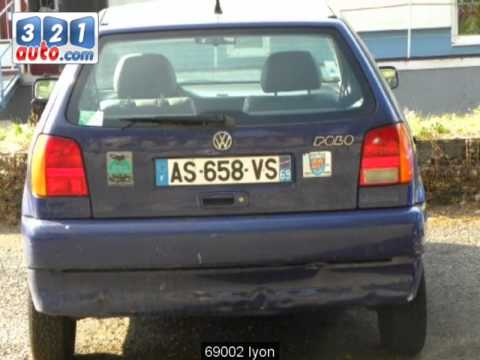 occasion volkswagen polo lyon youtube. Black Bedroom Furniture Sets. Home Design Ideas