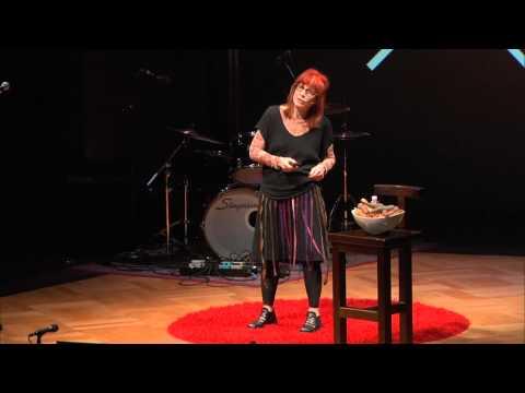 TEDxPortland 2011 - Karen Brooks - Recipe for a Vital Food Scene