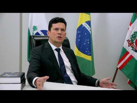 Entrevista Sergio Moro pa ra Brasil Risk Summit Thomson Reuters - Versão Completa