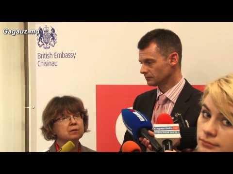 Посол Великобритании: К сожалению Закон об особом правовом статусе не исполняется в должной мере