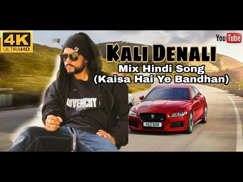 Bohemia (Full Video) Kali Denali Mix Hindi Song Tere Mere Bich Ft Young Soorma | Police Chase 2017