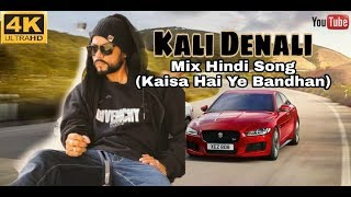 Download Kali Denali (Full ) Bohemia Feat.Tere Mere Bich Remix | Abhu Dhabi Police | KDM Records 2017 MP3 song and Music Video