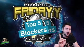 Top 5 Blockers in Blood Bowl - Top 5 Friday (Bonehead Podcast)