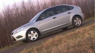 Ford Focus 1.6 - Test - Matías Antico