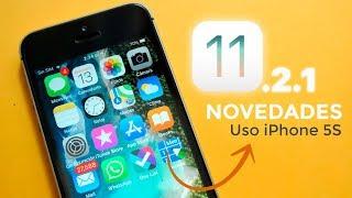 iOS 11.2.1 Novedades & Uso en iPhone 5S iPhone 検索動画 27
