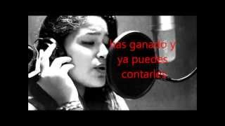James Arthur - Impossible in spanish (Cover)letras-Liss Curiel
