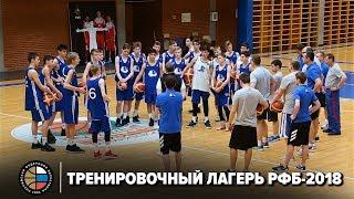Тренировочный лагерь РФБ-2018