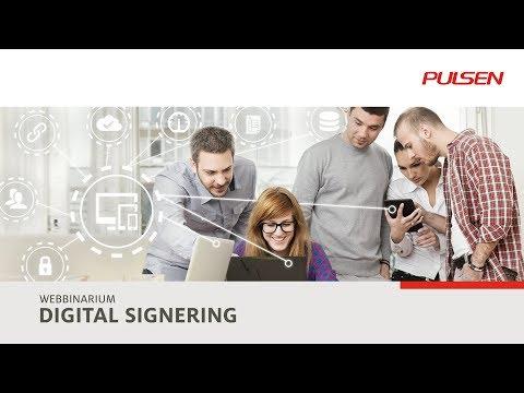 Webbinarium: Digital Signering för kommuner