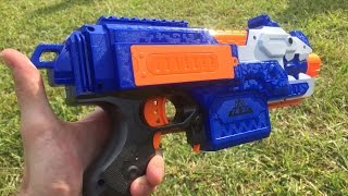 the chinese made a counterfeit nerf stryfe