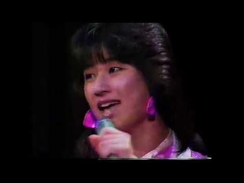 일본인가수 Chie Kobayashi 小林千絵 - Mizuiro no Катюша (水色のカチューシャ) 1983