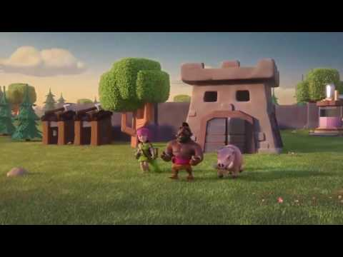 Clash Movie   Full Animated