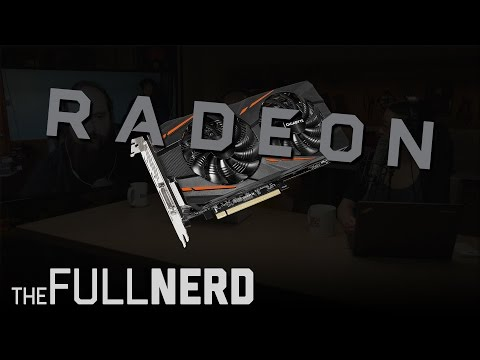AMD Radeon 500 Series launches | The Full Nerd Ep. 21 (pt 1 of 4)