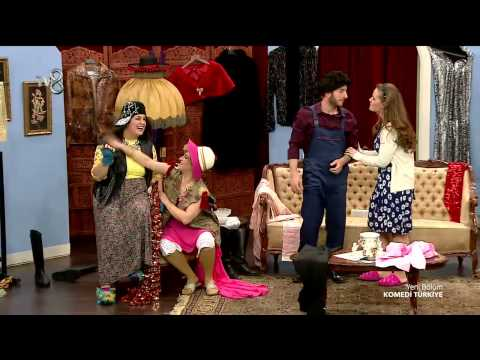 Komedi Türkiye - Tuğçe Karabayır'ın İşte Benim Stilim Hayatlar Skeci (1.Sezon 5.Bölüm)