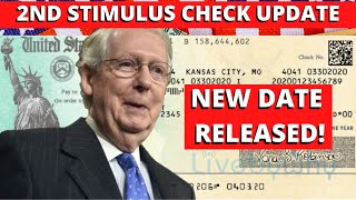 GOOD NEWS! Senate JUST RELEASED New 2nd Stimulus Check Timeline & Stimulus Package Update July 1
