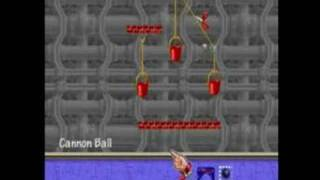The Incredible Machine (3DO) Intro & Game Play