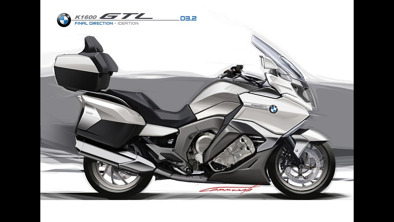 2019 Bmw K 1600 Gtl Exclusive Premium Review First Look