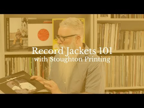 Record Jackets 101 with Rob Maushund