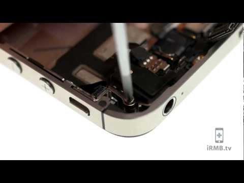Wifi antenna Repair - iPhone 4S How to Tutorial