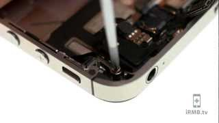 Wifi antenna Repair - iPhone 4S How to Tutorial
