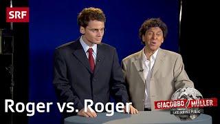 Roger versus Roger | Giacobbo / Müller | SRF Comedy