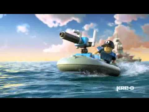 KRE-O Battleship | Alien Ambush
