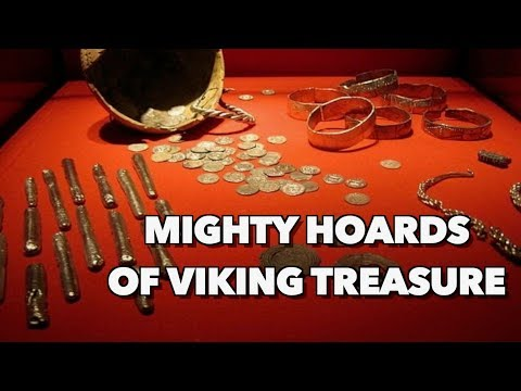 Mighty hoards of Viking Treasure