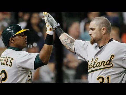 Jonny Gomes 2012 Highlights