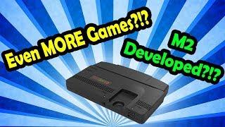 Turbografix 16 Mini SURPRISE announcement from Konami!