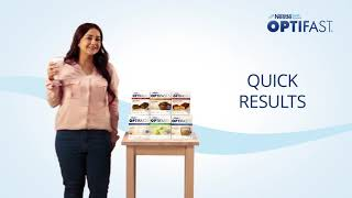 Optifast is a very low calorie diet Developed by Nestlé Health Science