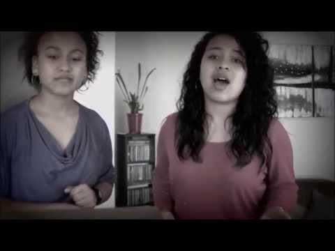 """Géant de papier"" - J.J Lafon - video cover Karaoke by Koloina & Ilo"