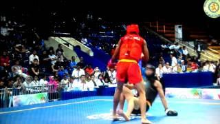 13th World Wushu Championships Nguyen Van Tai 70kg