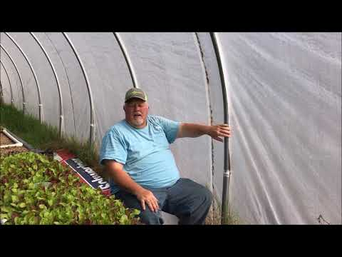 Pipe Bending, Greenhouse build Questions Answered.