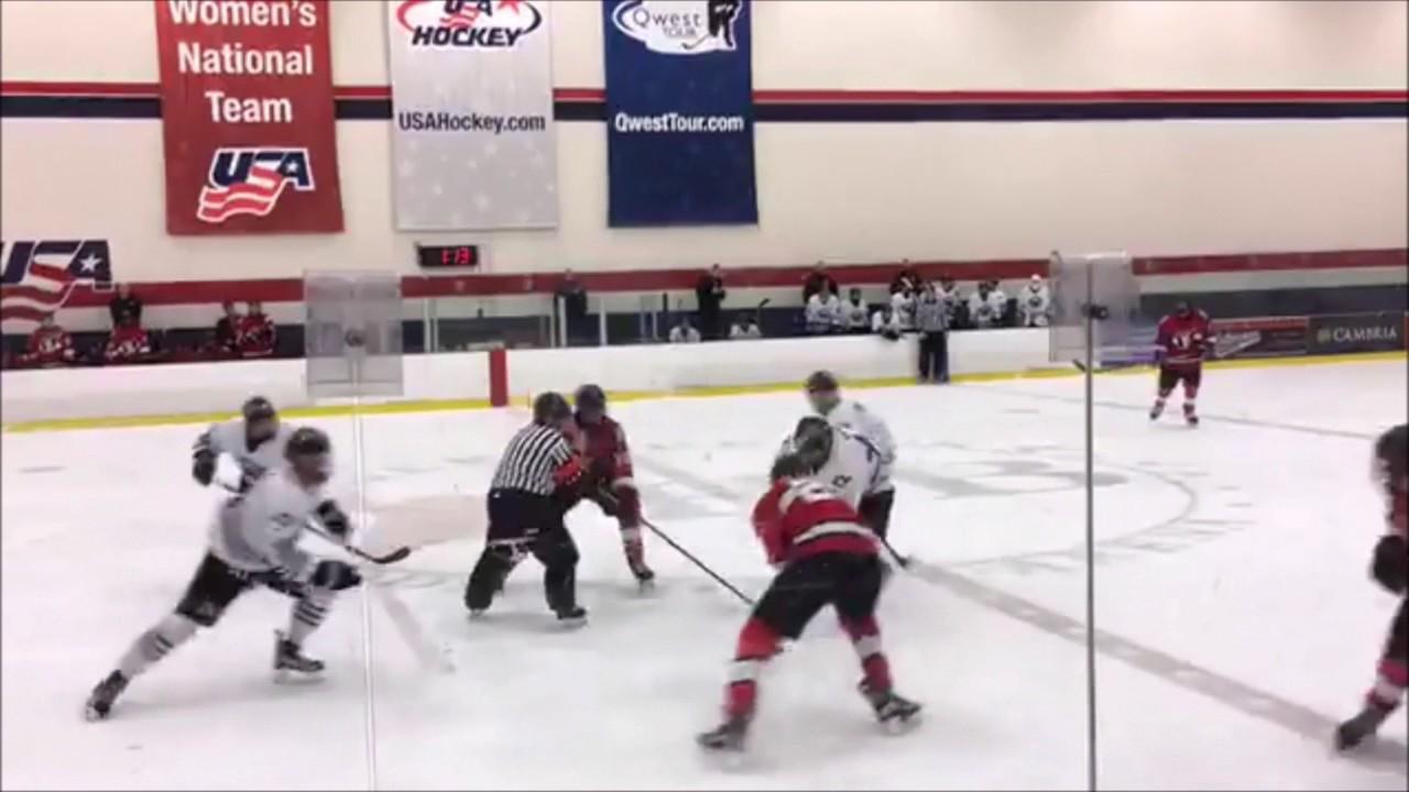 Team Midget hockey 16u 18u denver was awesome