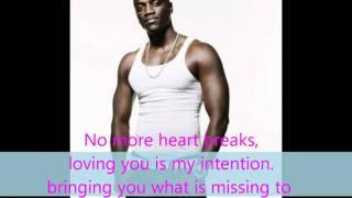 Akon ft J Randall - Oh La La Lyrics Mp3