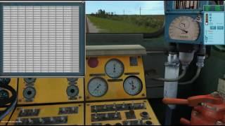 Применение локомотивного тормоза
