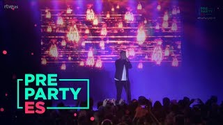 "PREPARTY ES | Michael Rice canta ""Bigger than us"""