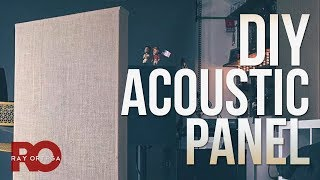 Video How to Build Your Own Acoustic Panels download MP3, 3GP, MP4, WEBM, AVI, FLV Juli 2018