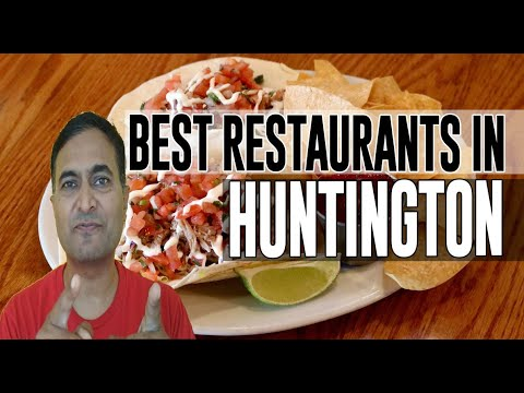 Best Restaurants And Places To Eat In Huntington, West Virginia WV