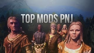 TOP 5 Mods  Ambiance /PNJ - Skyrim (Xbox One/PS4/PC)