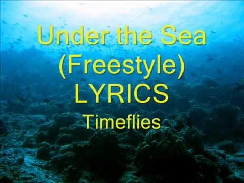 Under the Sea Lyrics - Timeflies