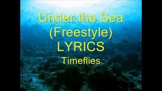Under the Sea Lyrics - Timeflies