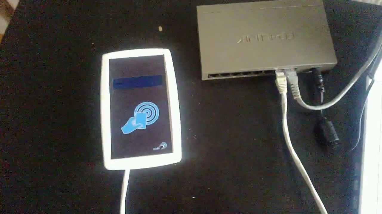 RFID/NFC POE Reader