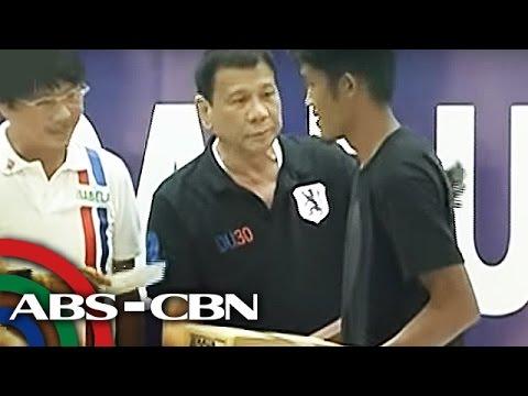 TV Patrol: Pangulong Duterte, bumisita sa mga nasalanta ni 'Lawin' sa Isabela