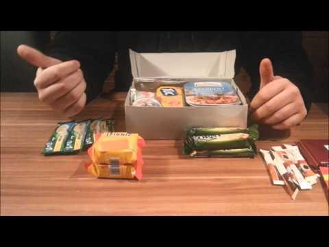 EPa (Einmannpackung)/MRE für unter 9EURO [HD]