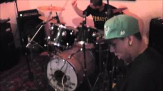 PERROS DDF @ Miseria Song HD (11-08-2012)