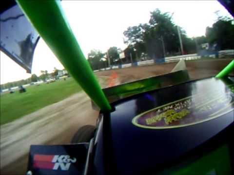 Starlite Speedway, 600 Micro Sprint Heat, 7/26/13