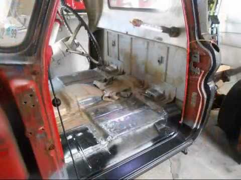 1969 Chevy Truck For Sale >> 1966 Chevy C10 restoration. - YouTube