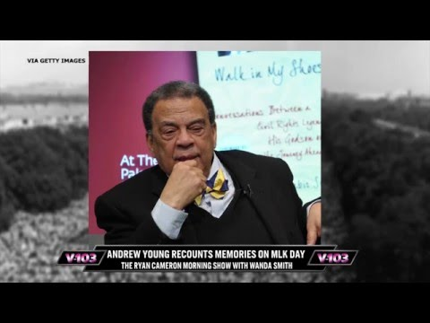 Andrew Young Recounts MLK Jr. Stabbing: How He viewed Death + More