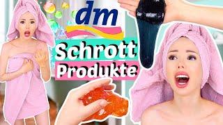 Wir testen eure dm SCHROTT Produkte 😳| ViktoriaSarina